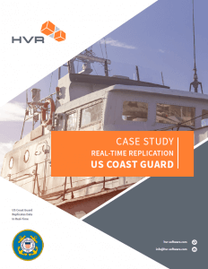 USCG uses HVR for real-time reporting