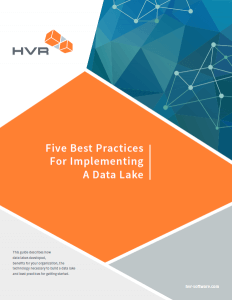 Guide to Data Lakes