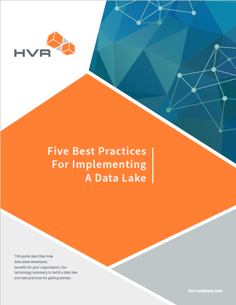 Best Practice Guide To Data Lakes Hvr Software