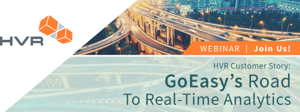 GoEasy's Road to Real-Time Analytics: Moving from Batch to Change Data Capture