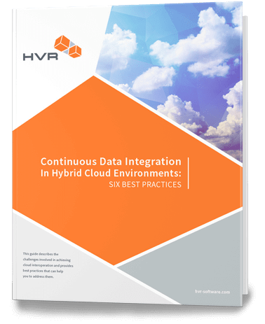Continuous real-time cloud data integration