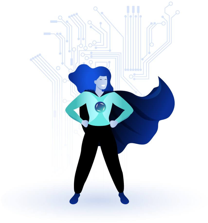 SAP-illustration-superSAPwoman